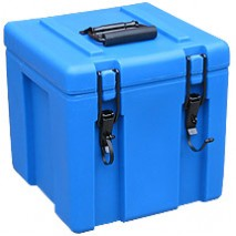 Spacepac 300x300x300_Std Blue - Close