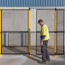 DE-FENCE SLIDING GATES