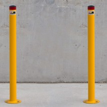 Round Bollards Heavy Duty Steel Spacepac