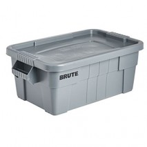 9S30 BRUTE® Tote with Lid- Grey
