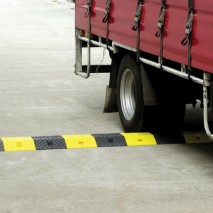 Slo-motion Compliance polyethylene speed hump