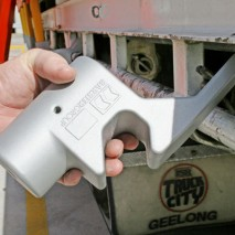 Load-Safe aluminium bracket
