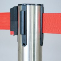 Slimline Portable Belt Barrier 1