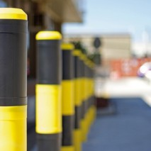 Bollards designed to protect your property & assets