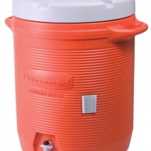 161001 Insulated Beverage Container, Orange