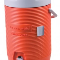 168301 Insulated Beverage Container, Orange
