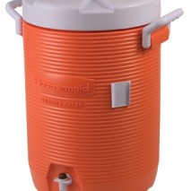168501 Insulated Beverage Container, Orange