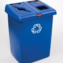 1792339 2-Stream Glutton® Recycling Station