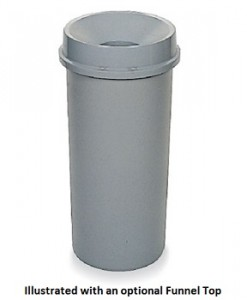 3546 Untouchable® Round Container