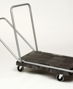 "4400 Triple® Trolley, Utility Duty with Straight Handle and 3"" (7.6 cm) Casters"