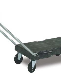 "4401 Triple® Trolley, Standard Duty with User-Friendly Handle and 5"" dia x 7/8"" w (12.7 cm x 2.22 cm) Casters"