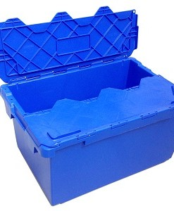 Nally-75ltr Security Crate solid baseNS393