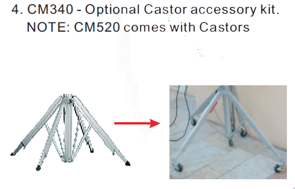 CM-340 option - castor_1