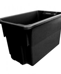 Crate Nally IH078 Plastic Tub- Recycled