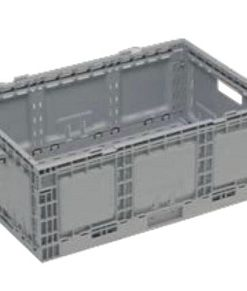 IH1172 Returnable Folding Plastic Crate 41 litre