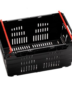 Nally 46L Swingbar Vented Crate