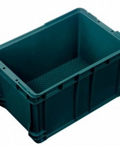 NallyIH026 50ltr Vented Base Auto Crate