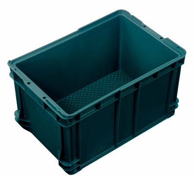 Nally IH026 50L vented base auto crate