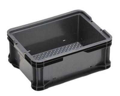 Nally IH125 12.5 L Vented Base Auto Crate