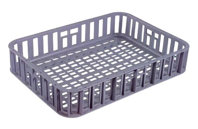 Nally IH984 44L vented meat and poultry crate