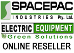 Spacepac-Electric Vehicles Logo