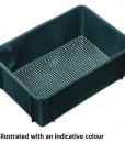 CRATE 36L SOLID, VENT BASE IH073