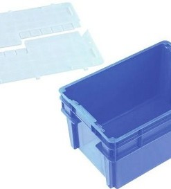 IH2510 52L SECURITY LID CONTAINERS WITH WINGED LID