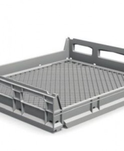 IH323 - SLBT Crate, Vented 694mm x 606mm x 150m
