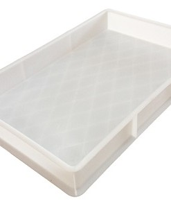 Nally IH007 Confectionery Solid Base Plastic Tray