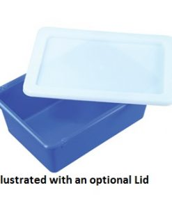 NallyIH048 16 ltr Plastic Tub Nesting Container
