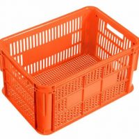 NallyIH300 66ltr Ventilated Plastic Crate