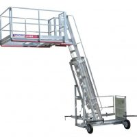 Mobile Access Cart