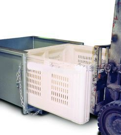 FBT-M Forward Bin Tipper