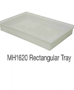 Nally MH1620 Rectangular Tray