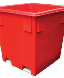 Nally MH1632 Pallet Bin with Tipping Bars