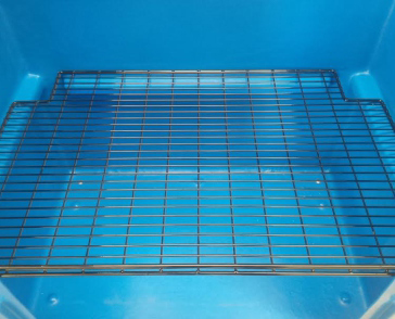 Powder Coated Wire Shelves