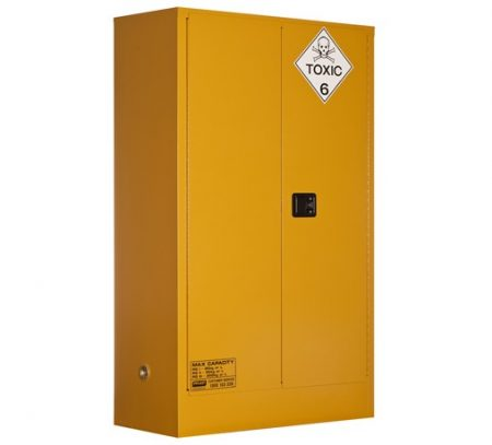 250L Toxic Storage Cabinet 5545AST