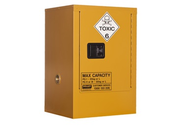 30L Toxic Storage Cabinet 5516AST