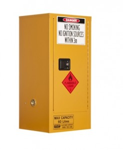 5517AS 60L Flammable Liquids Storage Cabinet