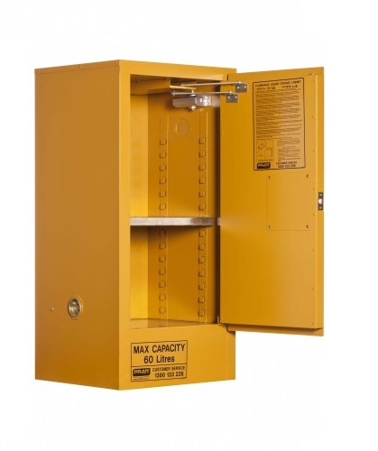 5517AS 60L Flammable Liquids Storage Cabinet