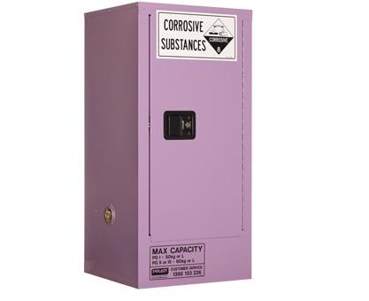 60L Corrosive Storage Cabinet 5517ASPH