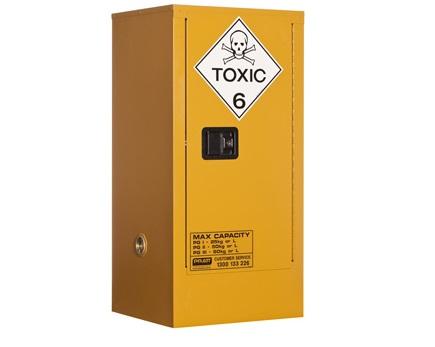 60L Toxic Storage Cabinet 5517AST