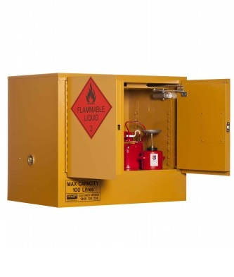 Flammable Liquids Storage Cabinets- 100 litre-5535AS