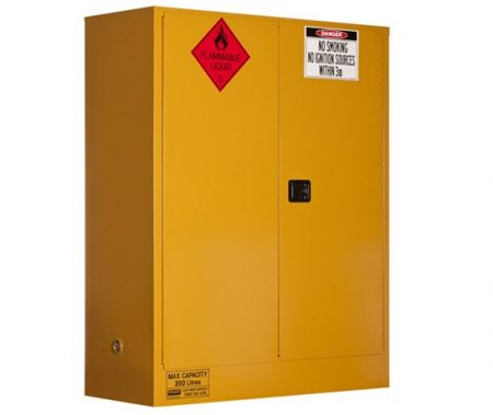 Flammable Liquids Storage Cabinets- 350 litre-5560AS