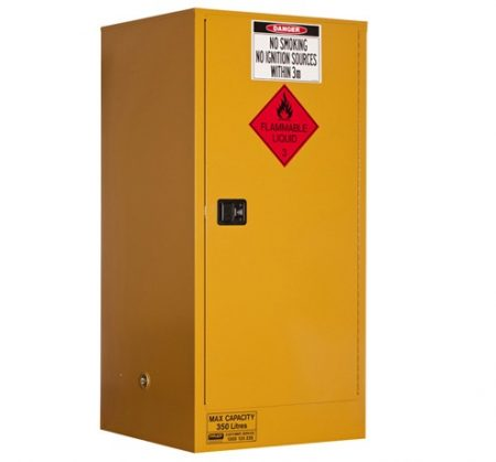 Flammable Liquids Storage Cabinets- 350 litre-5560ASE