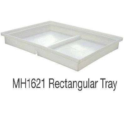 Nally MH1621 Rectangular Tray