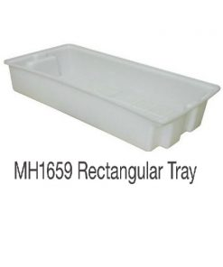 Nally MH1659 Rectangular Tray
