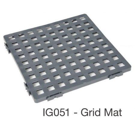Nally IG051 Grid mat