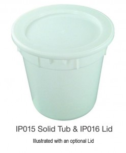 Nally IP015 Solid Tub