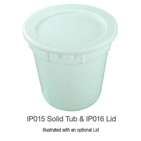 Nally IP015 Solid Tub